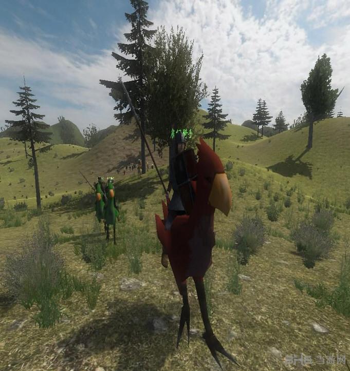 骑马与砍杀最终幻想MOD截图2