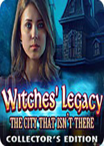 女巫的遗产9:虚幻之都(Witches' Legacy: The City That Isn't There)PC典藏版