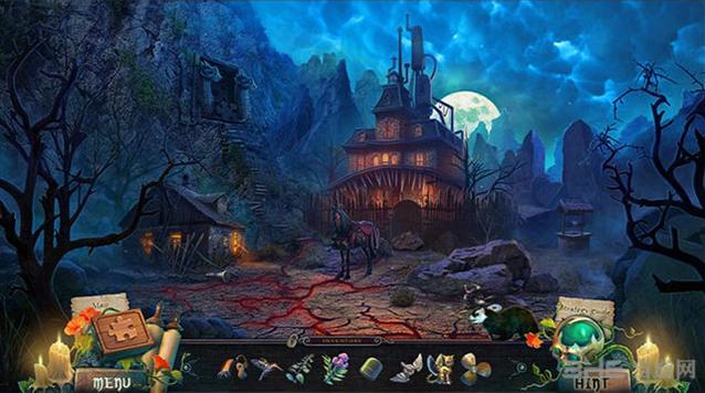 女巫的遗产9:虚幻之都截图0