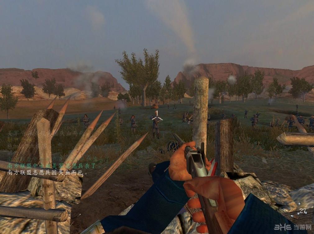 骑马与砍杀西部风云1866MOD截图3