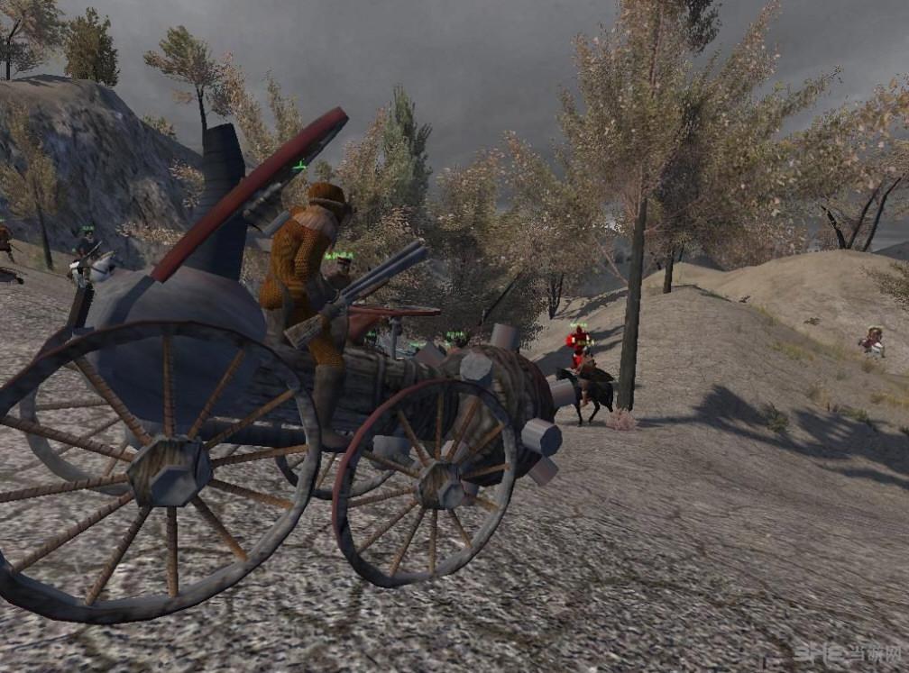 骑马与砍杀实与虚MOD截图4