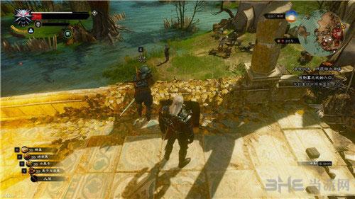 巫师3:狂猎师匠猫套装MOD截图1