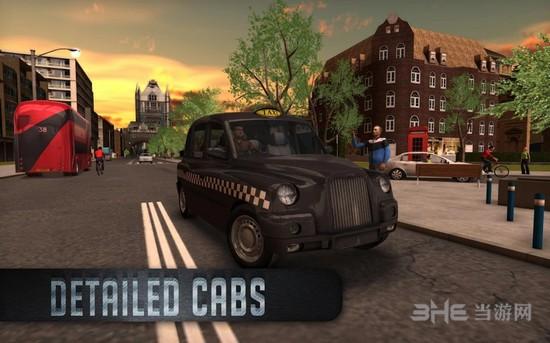 出租车模拟2016破解版截图4