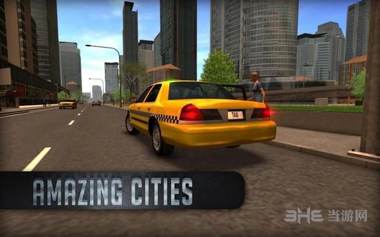 出租车模拟2016破解版截图3