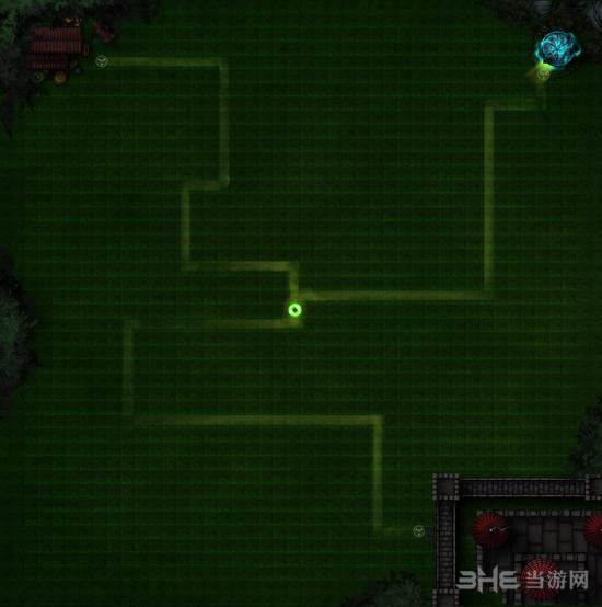 地下城堡2战争图纸攻略地下雷霆2地图过荒野城堡荒野不搞车图片