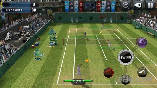 网球大师手游无限水晶版截图1
