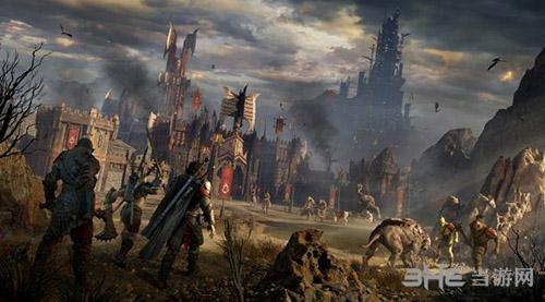 中土世界战争之影游戏截图