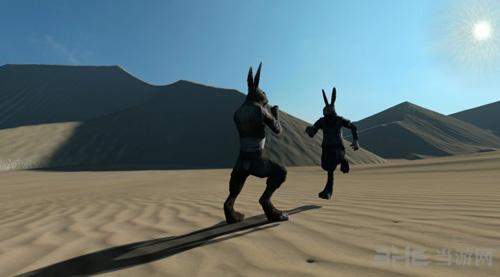 复仇格斗兔游戏图片1