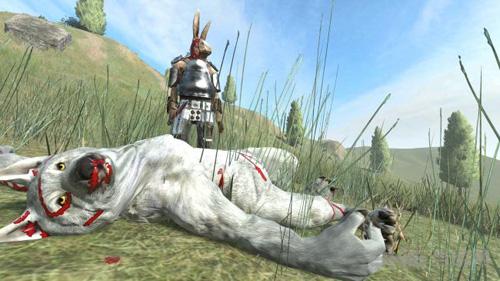 复仇格斗兔游戏图片3