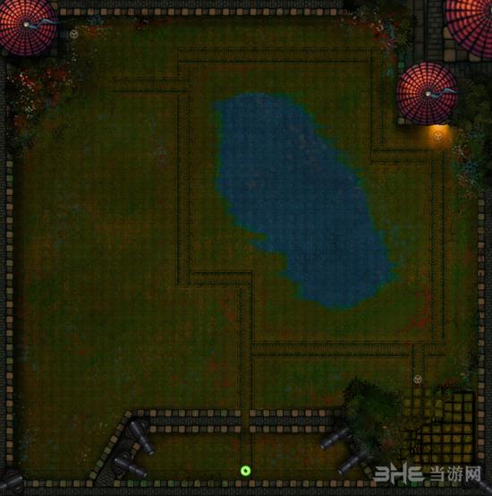 地下城堡2图9地图