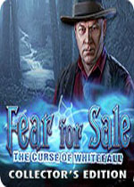 恐惧专卖11:怀特霍尔的诅咒(Fear For Sale: The Curse of Whitefall)典藏版