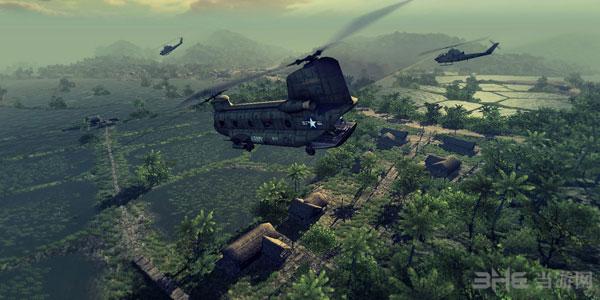 直升机突击截图2