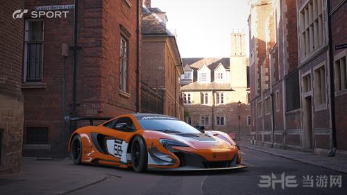 GT赛车游戏图片