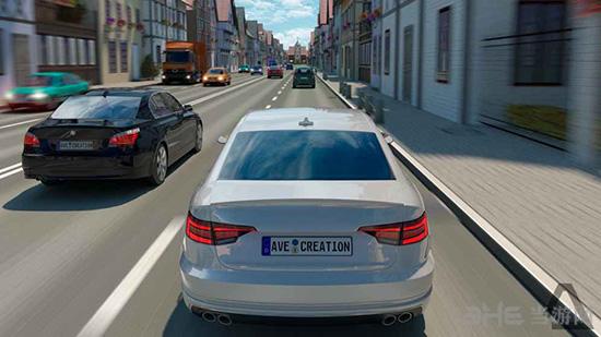 真人汽车驾驶德国破解版截图2