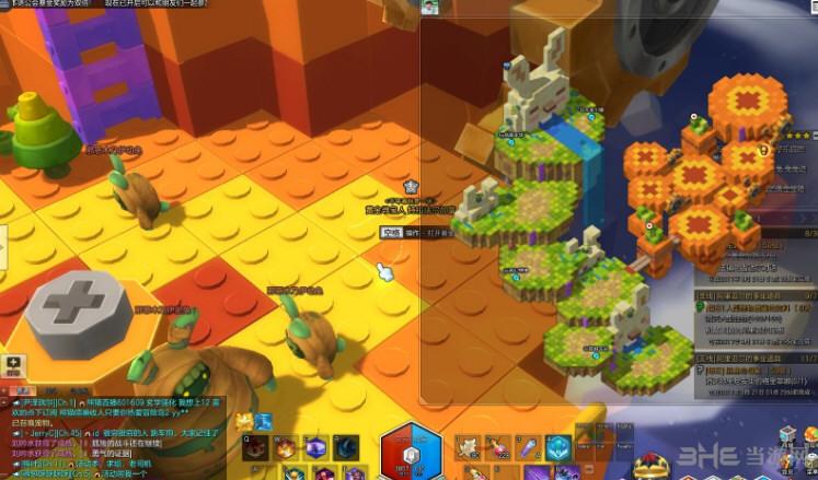 冒险岛2胡萝卜兔子乐园金箱子位置分布攻略