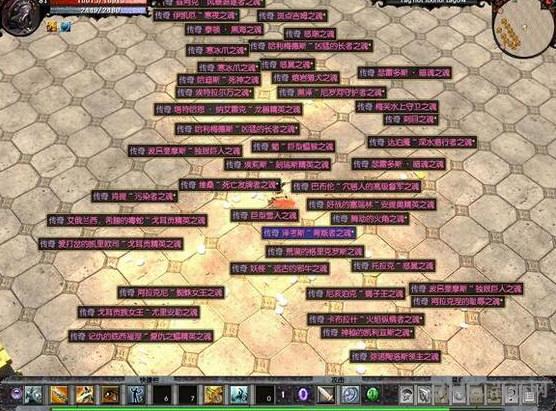 泰坦之旅全BOSS全精英怪刷魂地图MOD截图1