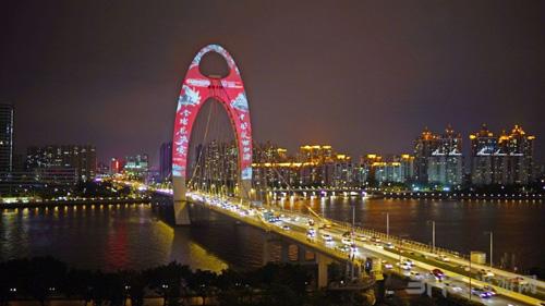 德猎大桥变色图片4