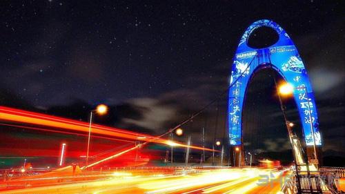 德猎大桥变色图片5