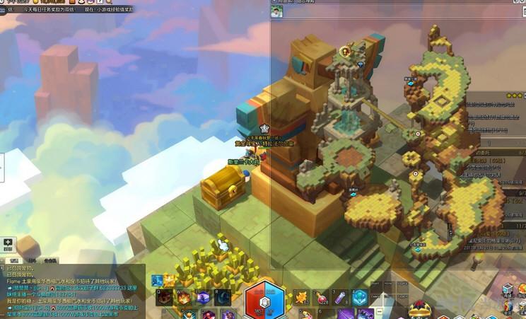 冒险岛2遗忘神殿金箱子位置 遗忘神殿黄金宝箱攻略