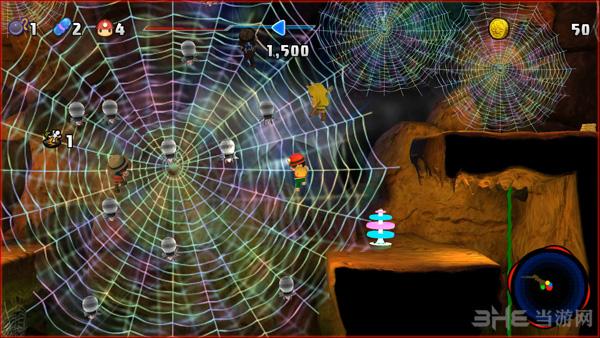 地下冒险派对截图2