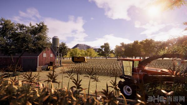 真实农场模拟截图0