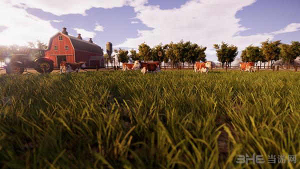 真实农场模拟截图1
