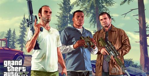 侠盗猎车手5游戏图片2