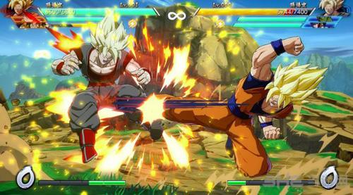 龙珠战士Z游戏图片