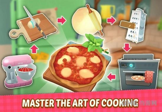 萨拉的烹饪派对中文版截图3