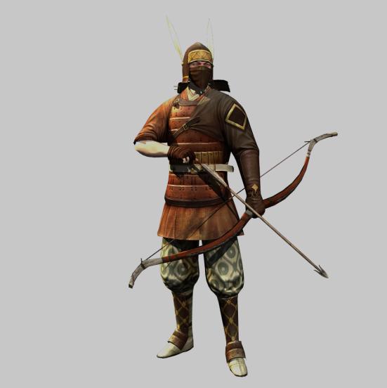 虎豹骑吴国步弓系