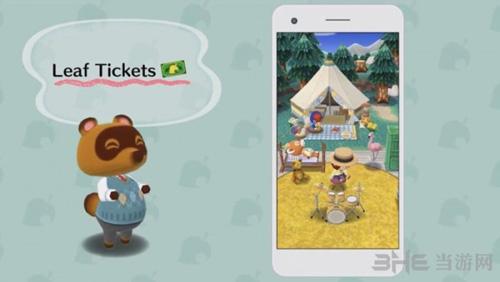 手游版《动物之森:口袋营地》11月底上市 搭建自己的营地