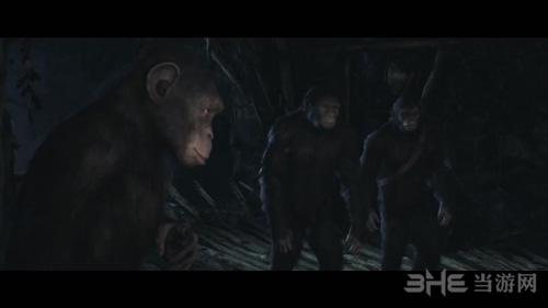 人猿星球最后的边疆游戏图片4