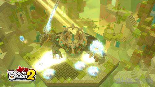 冒险岛2游戏图片3