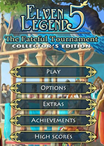 精灵传说5:一决胜负(Elven Legend 5:The Fateful Tournament Collector's Edition)典藏版