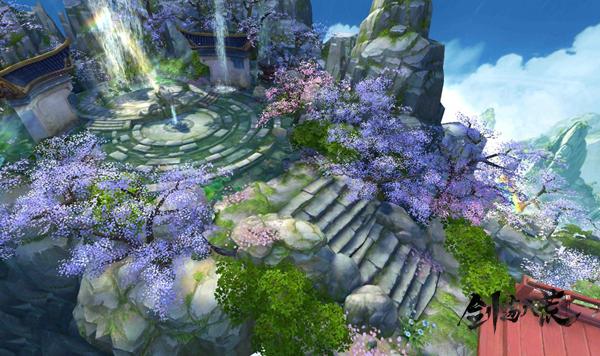 剑荡八荒游戏图片2