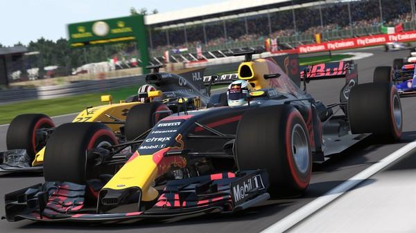 F1 2017截图2