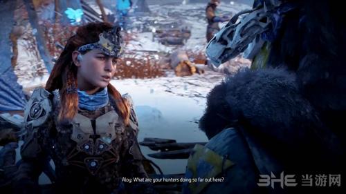 地平线黎明时分游戏图片4