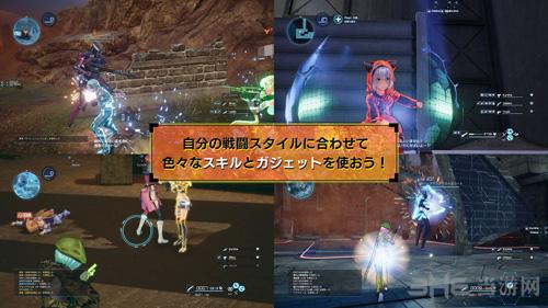 刀剑神域夺命凶弹游戏图片1