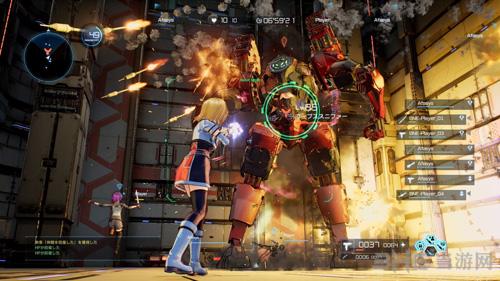 刀剑神域夺命凶弹游戏图片4