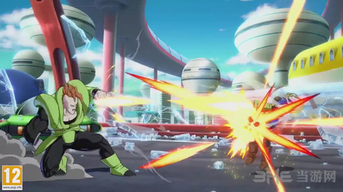 龙珠格斗Z游戏图片1