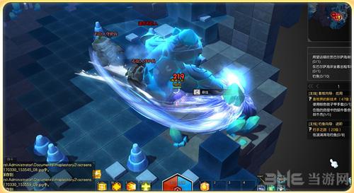冒险岛2遗忘石巨人攻略 遗忘石巨人副本打法图文攻略