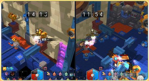 冒险岛2混沌副本玩具城钟楼攻略 玩具城钟楼副本图文攻略