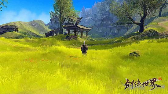 剑侠世界2截图0