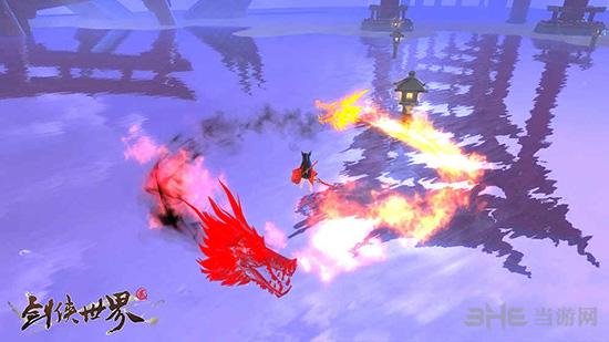 剑侠世界2截图2