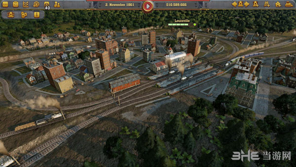 铁路帝国截图1