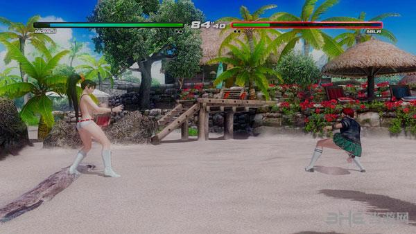 死或生5:最后一战PS4ProVR版超精致画质补丁截图3