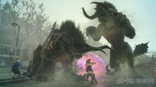 最终幻想15游戏图片8