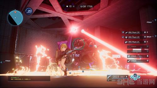 刀剑神域夺命凶弹游戏图片6