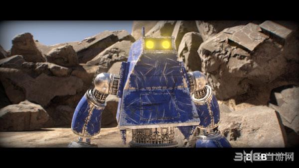 BHB:生物危害机器人截图1