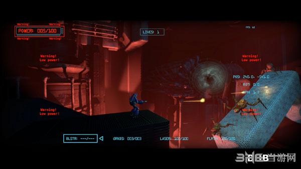 BHB:生物危害机器人截图5